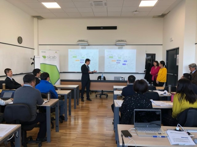 中意科技创新与绿色增长培训班2