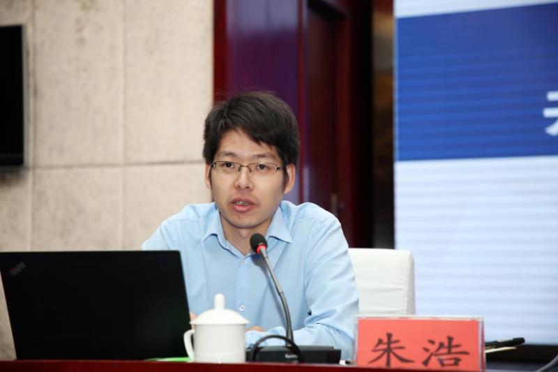 2 科技支撑乡村振兴发展路径研究高级研修班-专家授课-朱浩