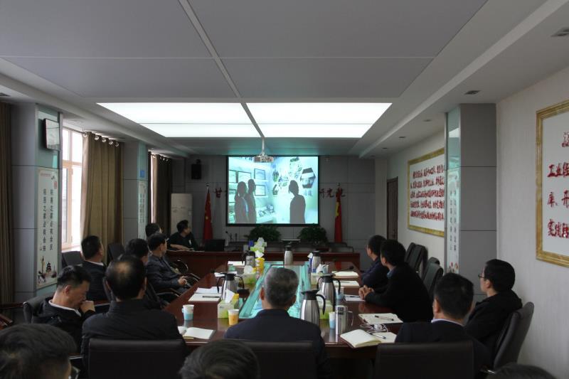省情报所赴甘肃省工业经济和信息化研究院对接科技信息服务工作2