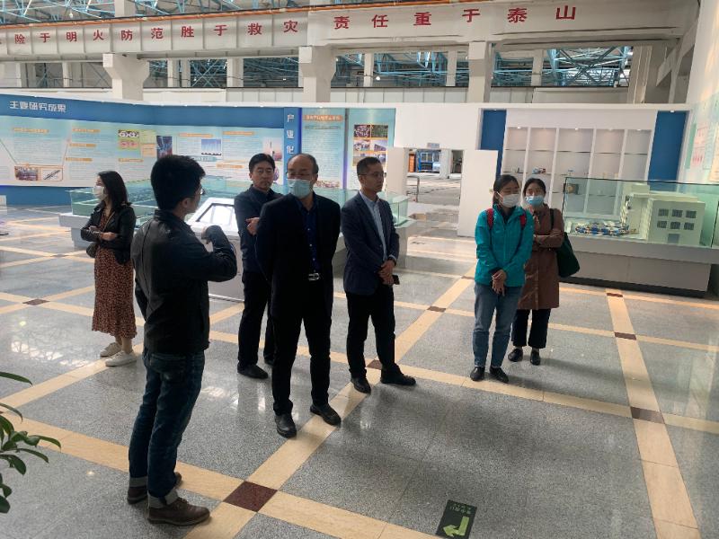 国家科技战略院副院长孙福全一行来甘肃调研指导科技创新工作2